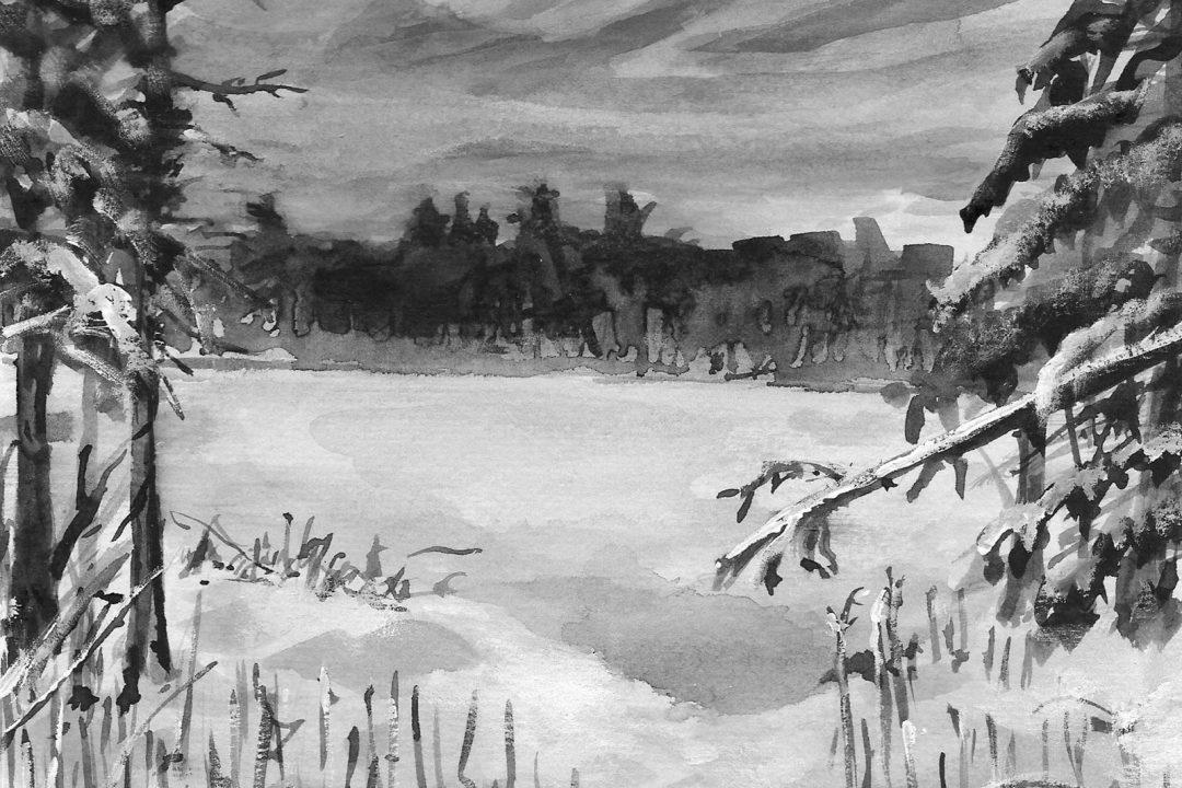 Echo lake winter web